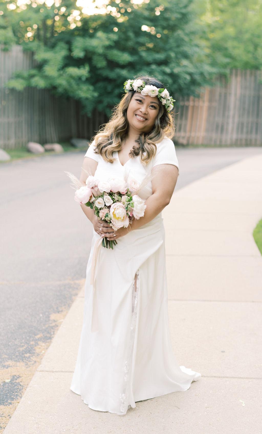 Solo Bride Picture