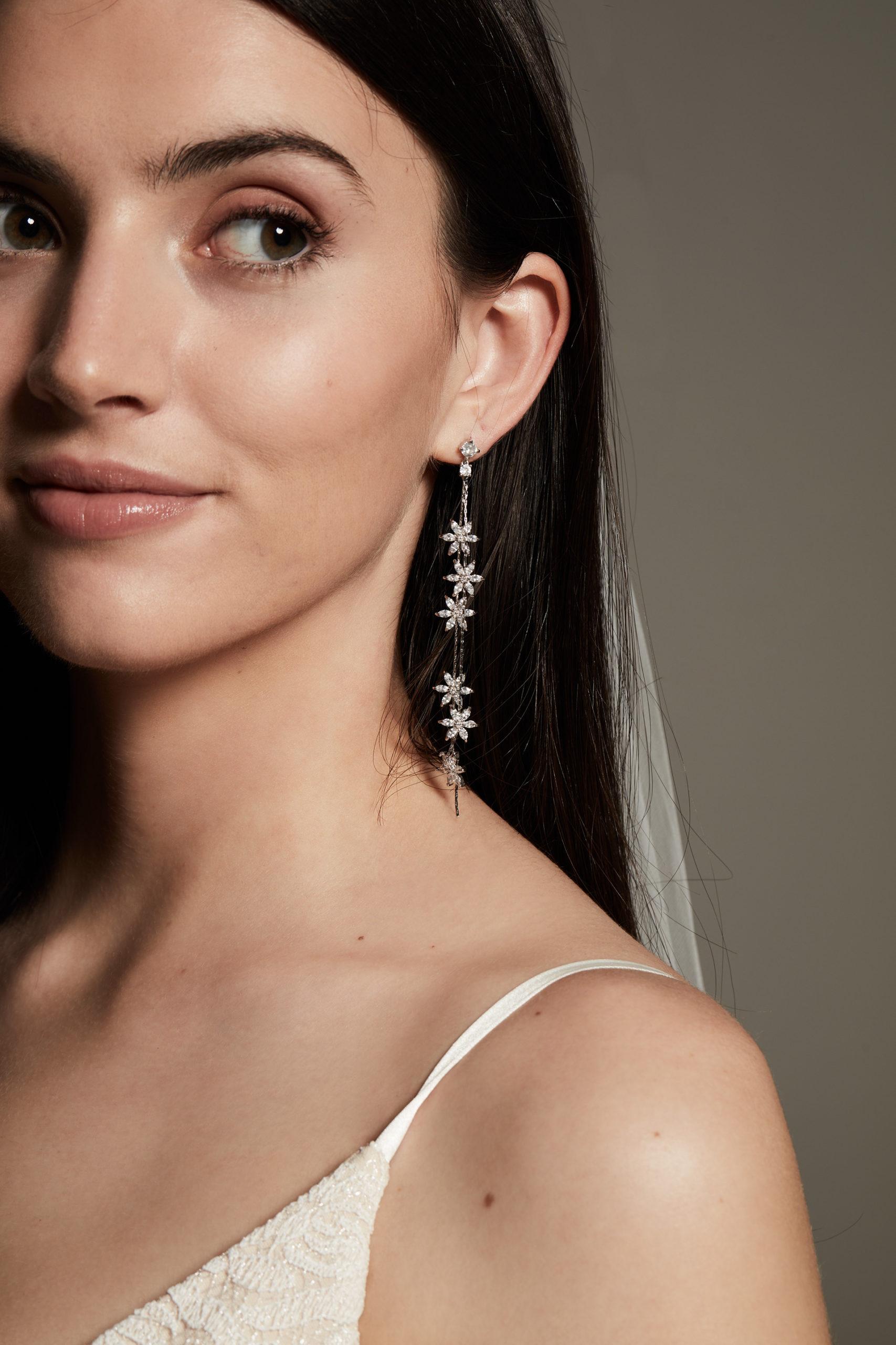 WHITE x Vera Wang Earrings