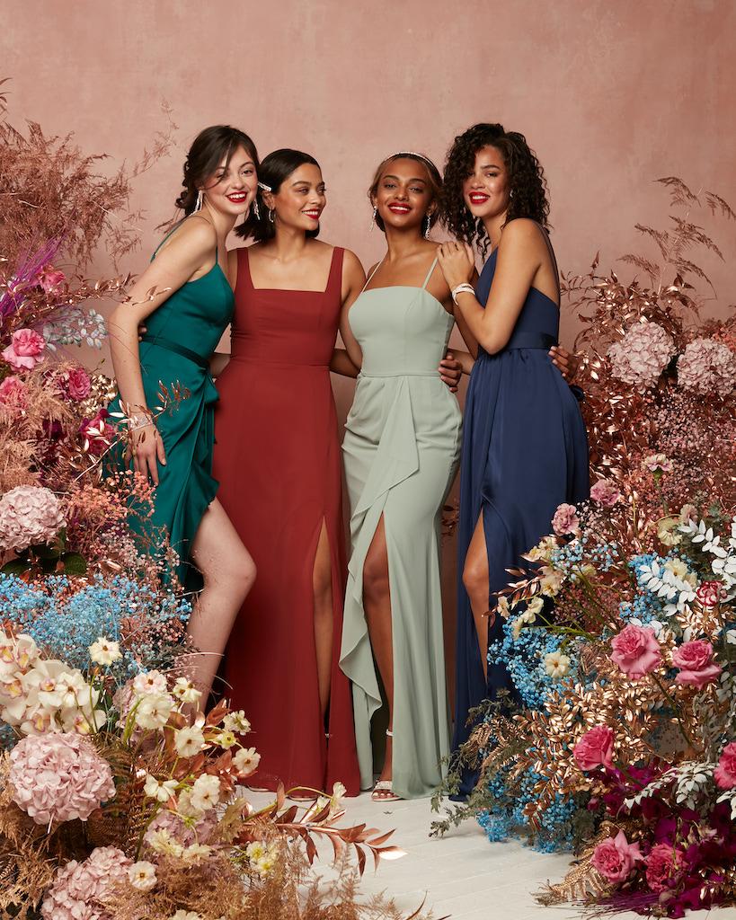 2021 spring bridesmaids