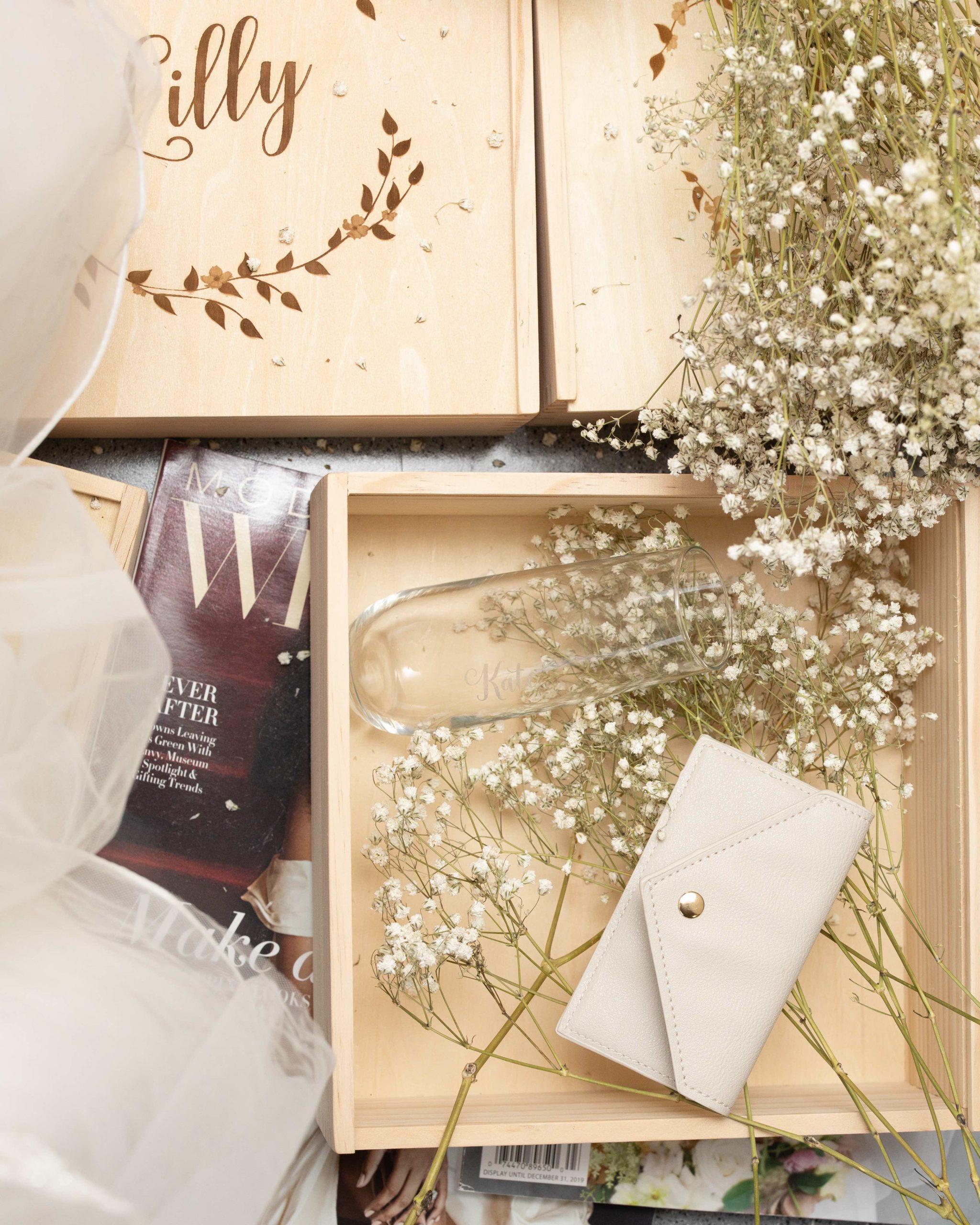 Personalized Bridesmaid Box
