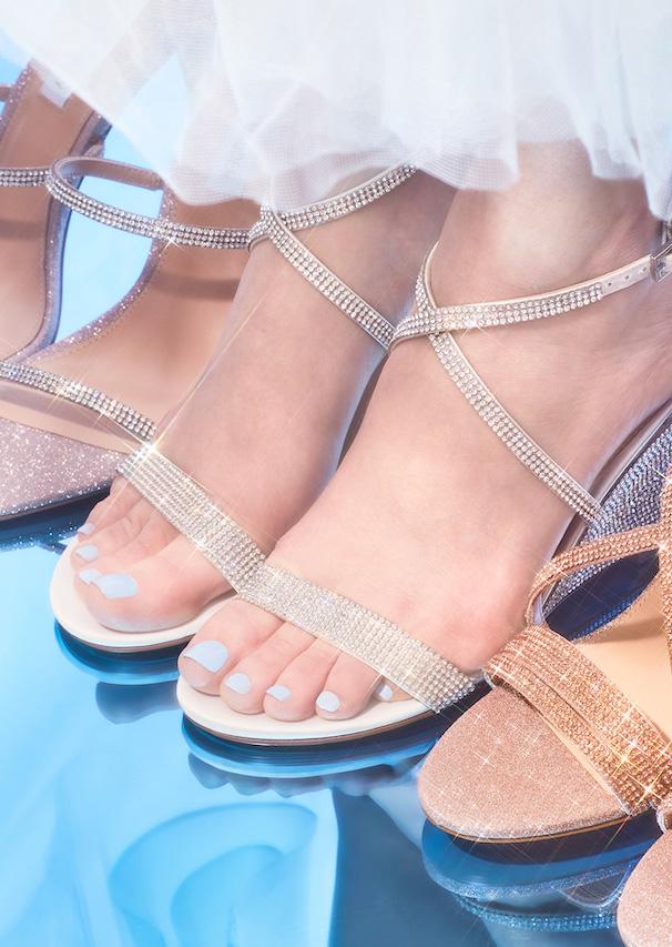 steve madden x db wedding shoes