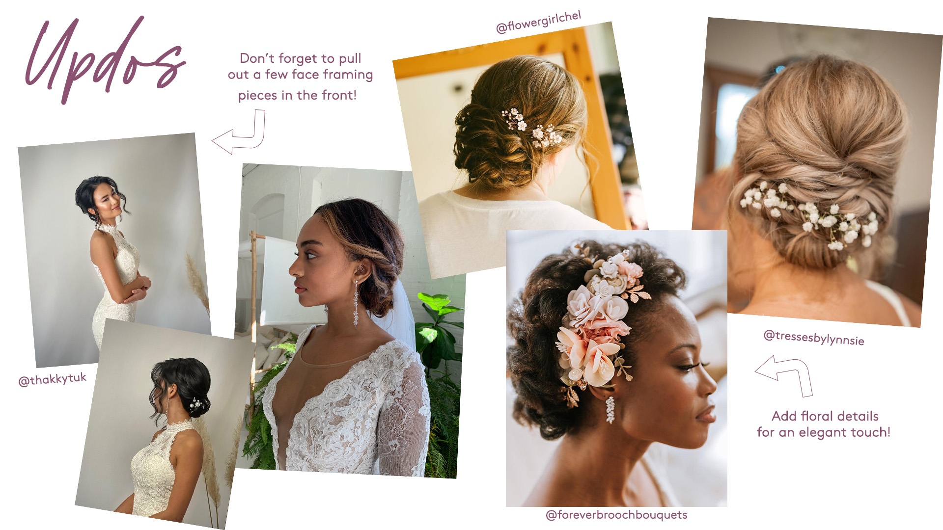 prettiest wedding updo hairstyles