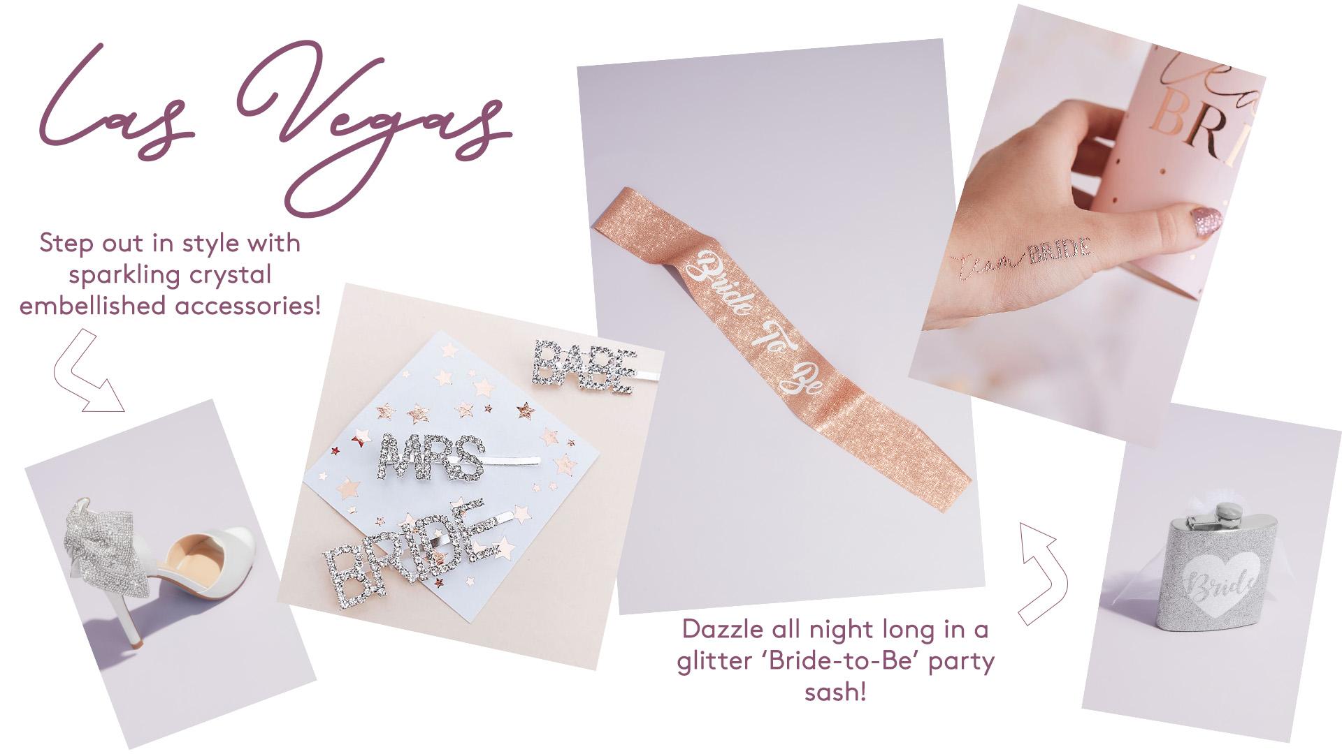 las vegas bachelorette party gifts