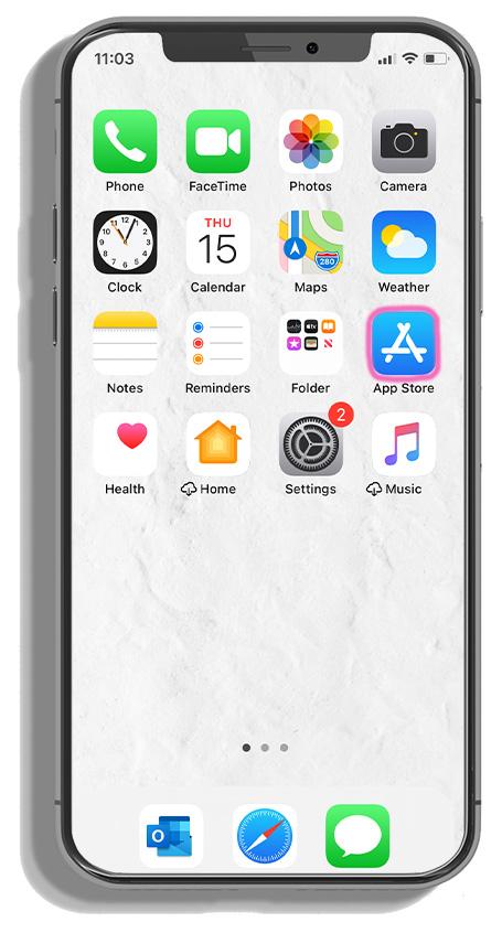 phone launching app store