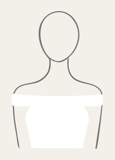 Illustration of Off-the-shoulder Neckline.