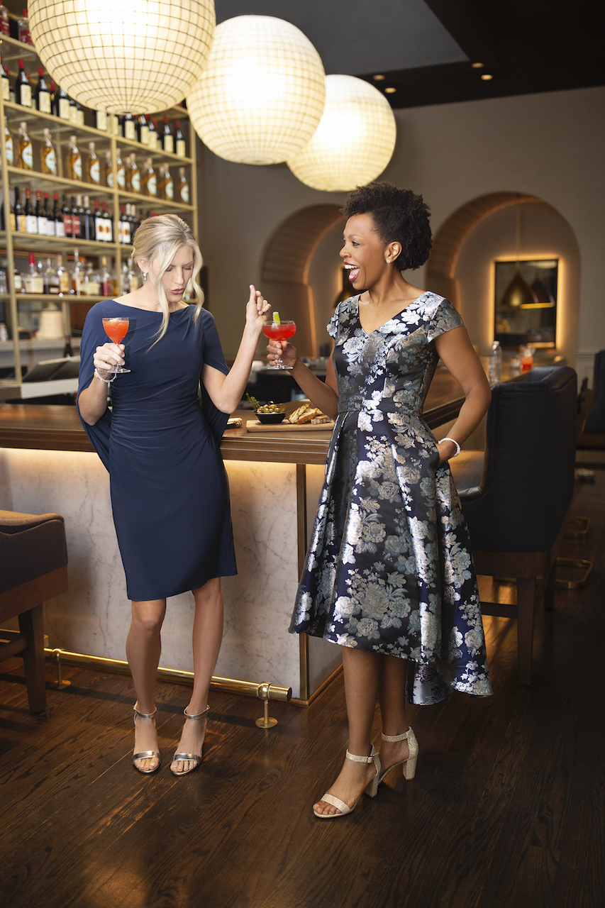 cocktail wedding styles for mother of the bride