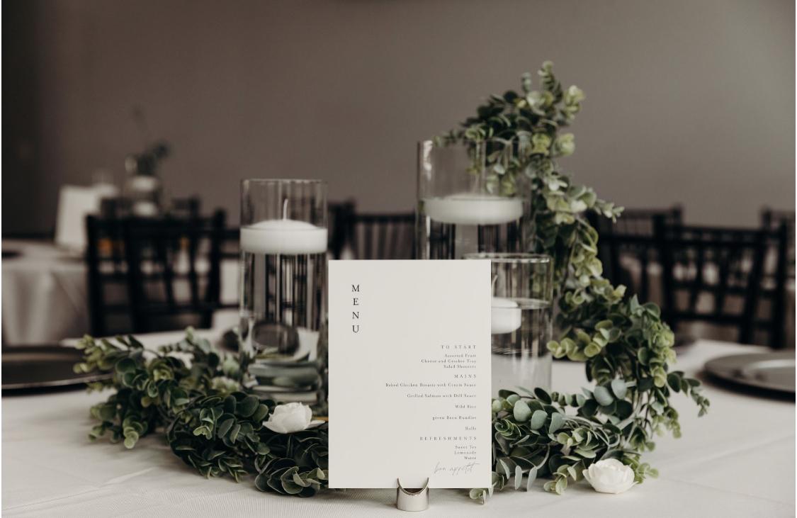 sexy bohemian wedding table centerpiece