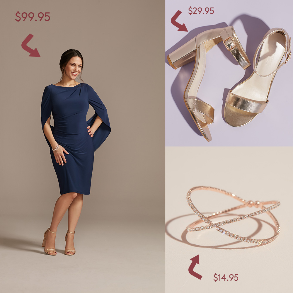 mother of the bride look for less under $150