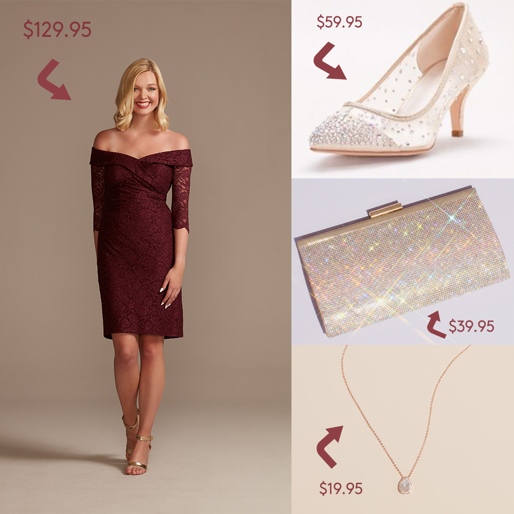 mother of the bride look for less under $250
